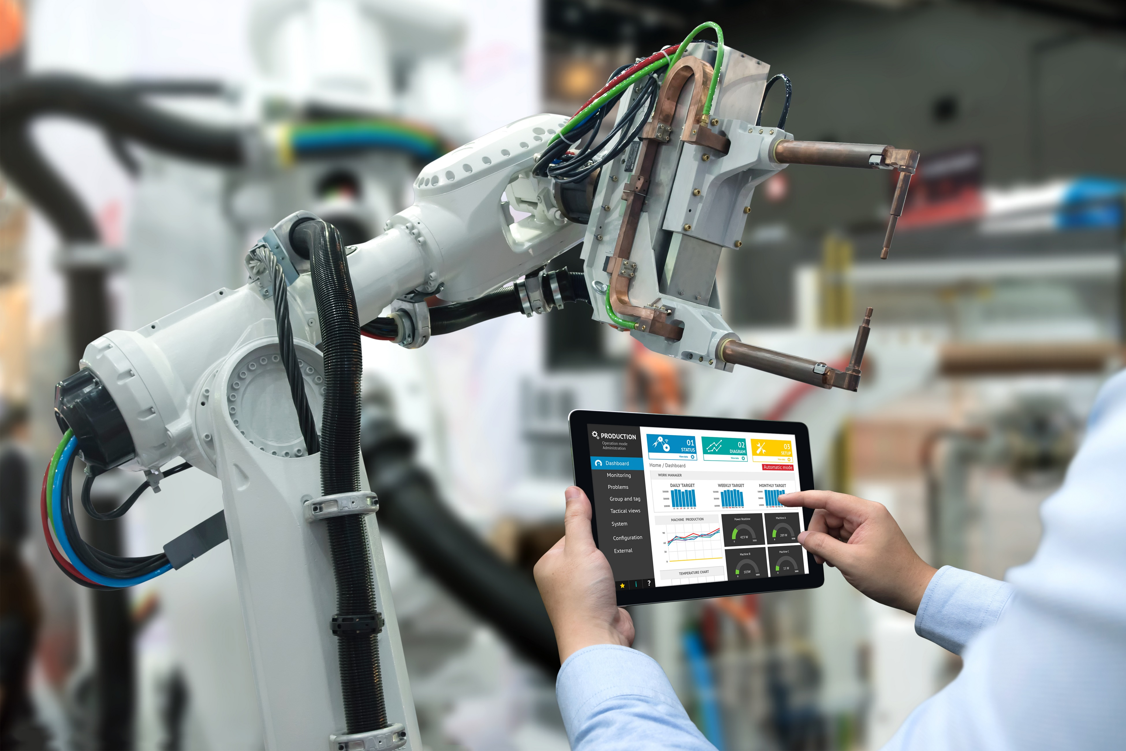 How exactly will AI impact your manufacturing business?